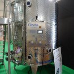 Ghidi Metalli a Vinitaly - Enolitech 2016 - Vinificatore Onda